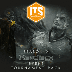ITS season 10 Event Tournemant Pack