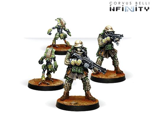 Asawira Regiment Infinity Corvus Belli Brand New 280493-0699