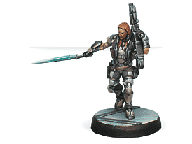 Phoenix  Veteran Myrmidon Officer (Heavy Rocket Launcher)