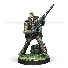 "Armand ""Le Muet"", Freelance Killer (MULTI Sniper Rifle)"
