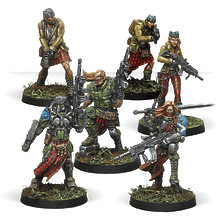 Caledonian Highlander Army Ariadna Sectorial Starter Pack