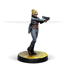 CSU, Corporate Security Unit (Boarding Shotgun)