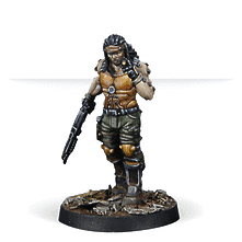 Joe 'Scarface' Turner, Mercenary TAG Pilot
