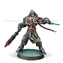 Kornak Gazarot, Superior Warrior-Officer