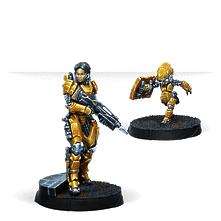 Hsien Warriors  (MULTI Rifle)