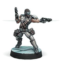 Acmon, Sergeant of Dactyls (2 Breaker Pistols)