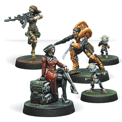 Dire Foes Mission Pack 6. Defiant Truth