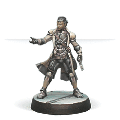 Machaon, Myrmidon Doctor-Officer