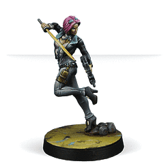Miranda Ashcroft, Authorized Bounty Hunter (Combi Rifle)