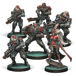 Morat Aggression Force (Combined Army Sectorial Starter Pack)