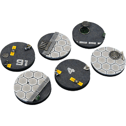 Urban Bases Round 40mm