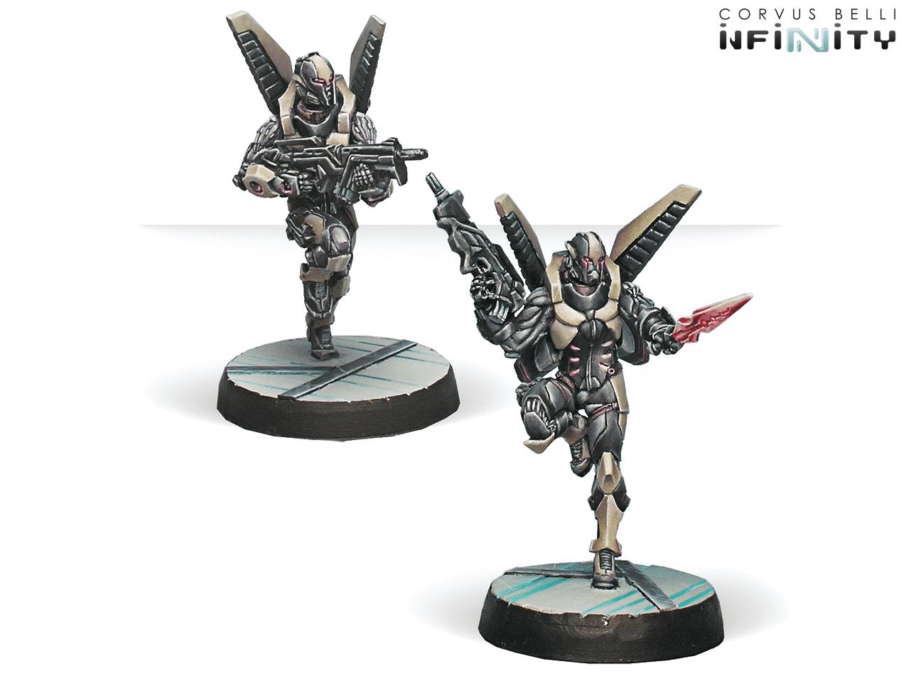 Ekdromoi HMG Infinity Corvus Belli
